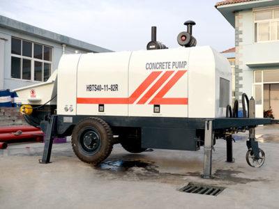 HBT40 Concrete Trailer Pump