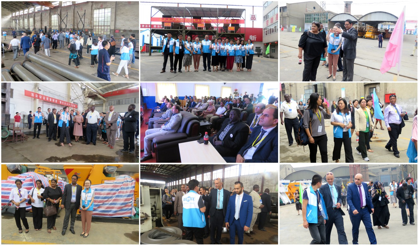 customer visit pictures