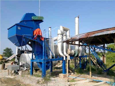 DHB-40 asphalt drum plant