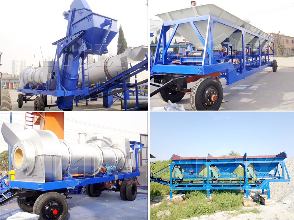 DHB80-drum-asphalt-plant-installed-in-Pakistan