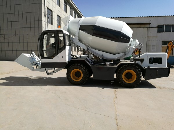 1.2 cub self loading mixer truck