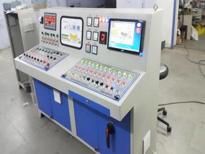 plc electric control -system