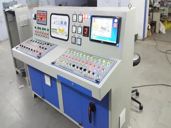 plc electric control -system