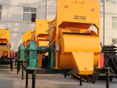 JDC500 mixer machine