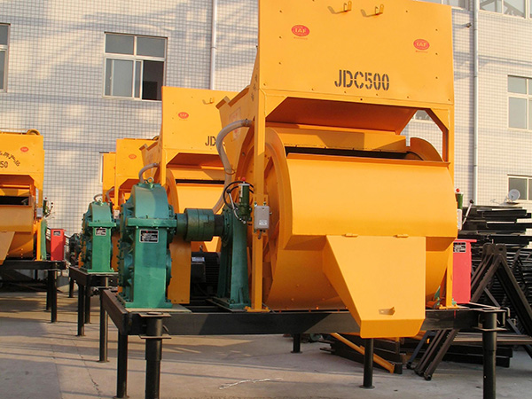 JDC500 mixer machine